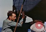Image of USS Honolulu CL-48 Pacific Theater, 1943, second 54 stock footage video 65675053309