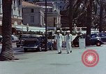 Image of United States sailor Cannes France, 1950, second 5 stock footage video 65675053315