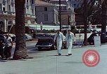 Image of United States sailor Cannes France, 1950, second 8 stock footage video 65675053315