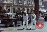 Image of United States sailor Cannes France, 1950, second 14 stock footage video 65675053315