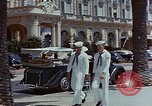 Image of United States sailor Cannes France, 1950, second 15 stock footage video 65675053315