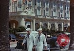 Image of United States sailor Cannes France, 1950, second 16 stock footage video 65675053315