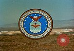 Image of Atlas missile Vandenberg Air Force Base California USA, 1968, second 16 stock footage video 65675053319