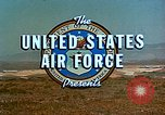 Image of Atlas missile Vandenberg Air Force Base California USA, 1968, second 21 stock footage video 65675053319