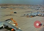 Image of Atlas missile Vandenberg Air Force Base California USA, 1968, second 57 stock footage video 65675053319