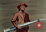 Image of Minuteman I and II missile Norton Air Force Base California USA, 1965, second 29 stock footage video 65675053323