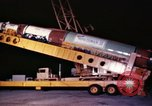 Image of Minuteman I and II missile Norton Air Force Base California USA, 1965, second 59 stock footage video 65675053323