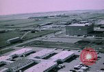 Image of Minuteman II missile launch site Malmstorm Air Force Base Montana USA, 1965, second 60 stock footage video 65675053324