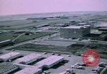 Image of Minuteman II missile launch site Malmstorm Air Force Base Montana USA, 1965, second 61 stock footage video 65675053324
