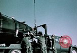 Image of Titan II missile McConnell Air Force Base Kansas USA, 1965, second 8 stock footage video 65675053326