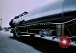 Image of Atlas D Grand Forks Air Force Base North Dakota USA, 1965, second 38 stock footage video 65675053327