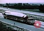 Image of Atlas D Grand Forks Air Force Base North Dakota USA, 1965, second 55 stock footage video 65675053327