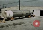 Image of Atlas D Grand Forks Air Force Base North Dakota USA, 1965, second 58 stock footage video 65675053327