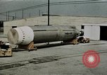 Image of Atlas D Grand Forks Air Force Base North Dakota USA, 1965, second 59 stock footage video 65675053327