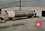 Image of Atlas D Grand Forks Air Force Base North Dakota USA, 1965, second 61 stock footage video 65675053327