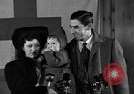 Image of English War Brides New York City USA, 1945, second 11 stock footage video 65675053328