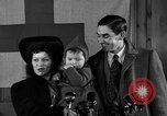 Image of English War Brides New York City USA, 1945, second 14 stock footage video 65675053328