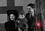 Image of English War Brides New York City USA, 1945, second 16 stock footage video 65675053328