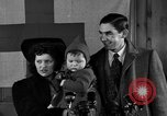 Image of English War Brides New York City USA, 1945, second 17 stock footage video 65675053328