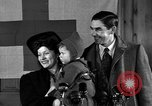 Image of English War Brides New York City USA, 1945, second 30 stock footage video 65675053328