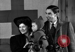 Image of English War Brides New York City USA, 1945, second 31 stock footage video 65675053328
