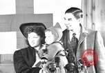 Image of English War Brides New York City USA, 1945, second 33 stock footage video 65675053328