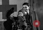 Image of English War Brides New York City USA, 1945, second 52 stock footage video 65675053328