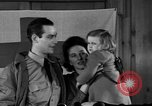 Image of English war bride arrives New York City USA, 1945, second 2 stock footage video 65675053329