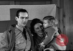 Image of English war bride arrives New York City USA, 1945, second 7 stock footage video 65675053329