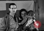 Image of English war bride arrives New York City USA, 1945, second 13 stock footage video 65675053329