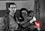 Image of English war bride arrives New York City USA, 1945, second 14 stock footage video 65675053329