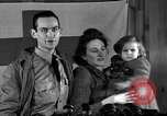 Image of English war bride arrives New York City USA, 1945, second 17 stock footage video 65675053329