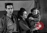 Image of English war bride arrives New York City USA, 1945, second 21 stock footage video 65675053329