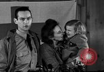 Image of English war bride arrives New York City USA, 1945, second 23 stock footage video 65675053329