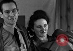 Image of English war bride arrives New York City USA, 1945, second 46 stock footage video 65675053329