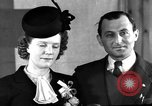 Image of English war bride New York City USA, 1945, second 1 stock footage video 65675053330