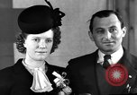 Image of English war bride New York City USA, 1945, second 2 stock footage video 65675053330