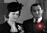Image of English war bride New York City USA, 1945, second 3 stock footage video 65675053330