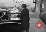 Image of English war bride New York United States USA, 1945, second 10 stock footage video 65675053333