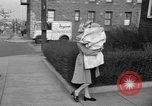 Image of English war bride New York United States USA, 1945, second 15 stock footage video 65675053333