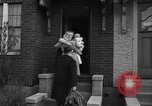 Image of English war bride New York United States USA, 1945, second 20 stock footage video 65675053333