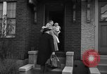Image of English war bride New York United States USA, 1945, second 21 stock footage video 65675053333