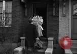 Image of English war bride New York United States USA, 1945, second 22 stock footage video 65675053333