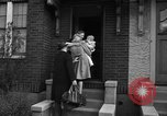 Image of English war bride New York United States USA, 1945, second 23 stock footage video 65675053333