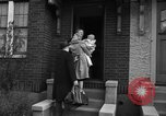 Image of English war bride New York United States USA, 1945, second 24 stock footage video 65675053333