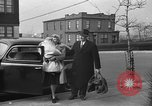 Image of English war bride New York United States USA, 1945, second 26 stock footage video 65675053333