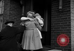 Image of English war bride New York United States USA, 1945, second 32 stock footage video 65675053333