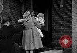 Image of English war bride New York United States USA, 1945, second 34 stock footage video 65675053333