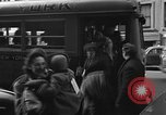 Image of English war brides New York United States USA, 1945, second 3 stock footage video 65675053334
