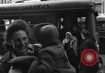 Image of English war brides New York United States USA, 1945, second 4 stock footage video 65675053334